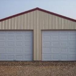 Pole Garage